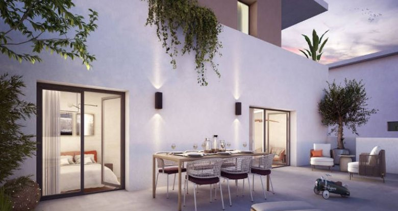Achat / Vente immobilier neuf Lyon 08 au cœur du quartier Monplaisir (69008) - Réf. 4294