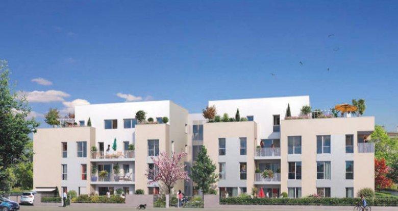 Achat / Vente immobilier neuf Lyon 08 au pied du tramway T4 (69008) - Réf. 4912