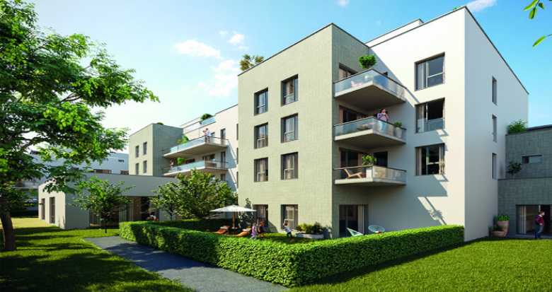 Achat / Vente immobilier neuf Lyon 08 proche ligne tramway 4 (69008) - Réf. 5364