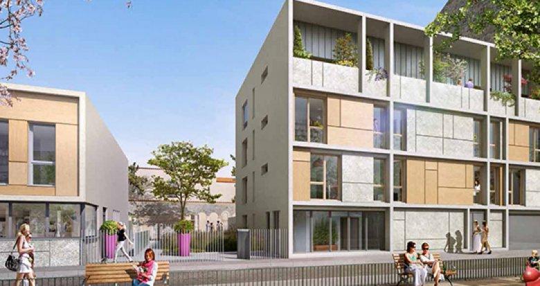 Achat / Vente immobilier neuf Lyon 1 quartier Croix Rousse (69001) - Réf. 1468