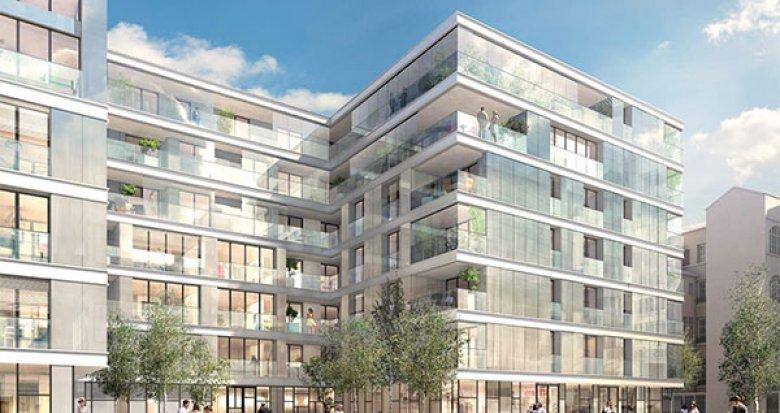 Achat / Vente immobilier neuf Lyon 2 Place Bellecour (69002) - Réf. 987