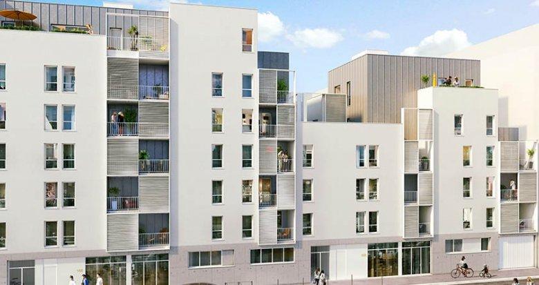 Achat / Vente immobilier neuf Lyon 3 proche avenue Felix Faure (69003) - Réf. 1840