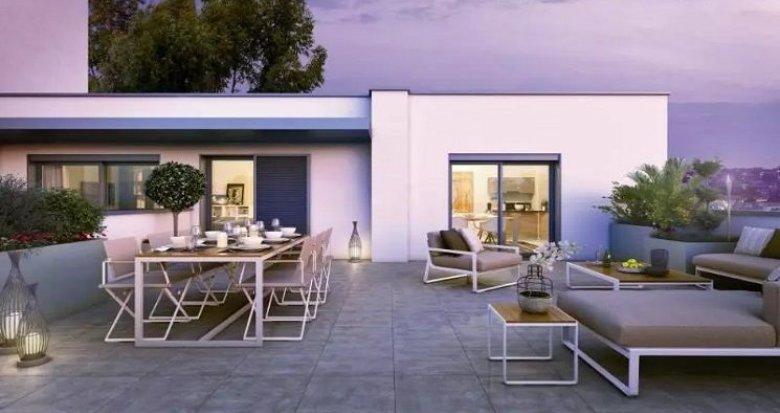 Achat / Vente immobilier neuf Lyon 3 quartier Montchat (69003) - Réf. 684