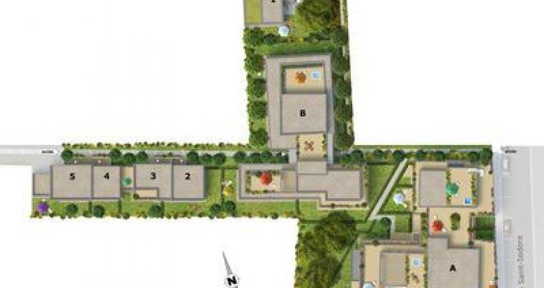 Achat / Vente immobilier neuf Lyon 3 Quartier Montchat (69003) - Réf. 290