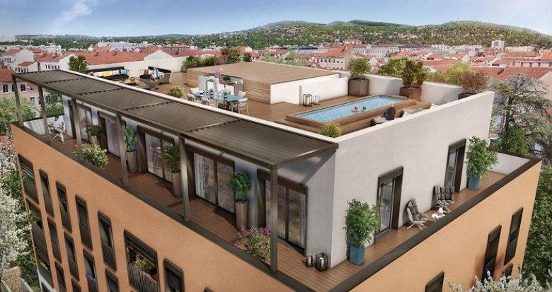 Achat / Vente immobilier neuf Lyon 4 Croix Rousse porte Saint Sébastien (69004) - Réf. 4007