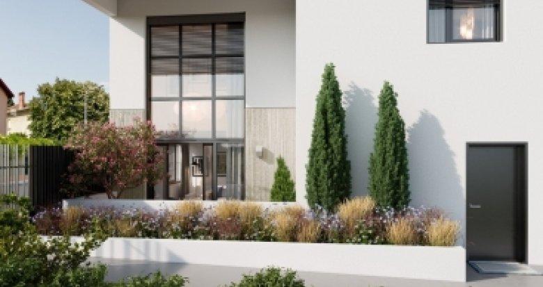 Achat / Vente immobilier neuf Lyon 4 quartier la Croix-Rousse (69004) - Réf. 2168