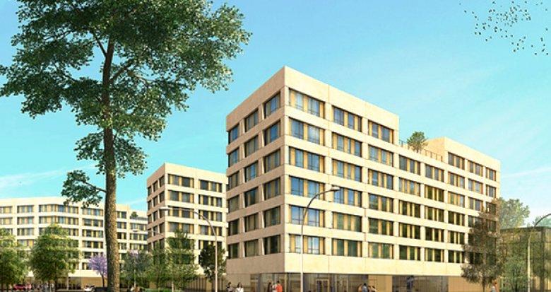 Achat / Vente immobilier neuf Lyon 7 à côté des infrastructures sportives (69007) - Réf. 1478