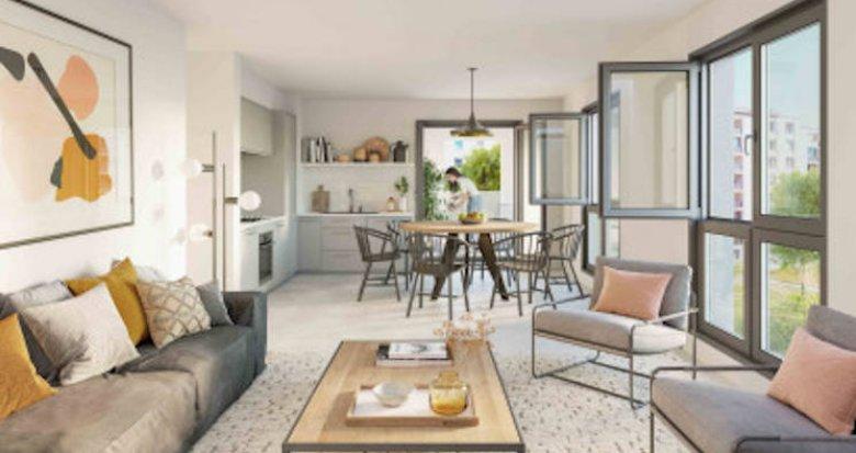 Achat / Vente immobilier neuf Lyon 7 au coeur du quartier de Gerland (69007) - Réf. 5245