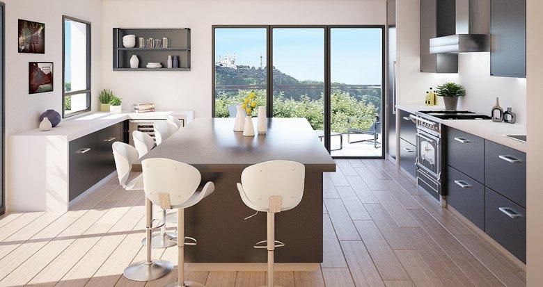 Achat / Vente immobilier neuf Lyon 7 dans le nouveau Gerland (69007) - Réf. 901