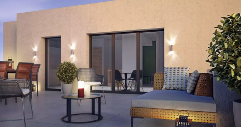 Achat / Vente immobilier neuf Lyon 7 proche Jean-Macé (69007) - Réf. 2557