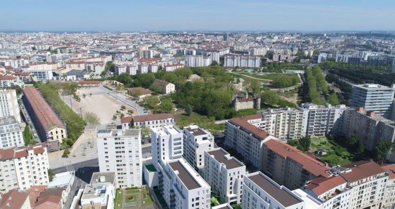 Achat / Vente immobilier neuf Lyon 7 proche Parc Sergent Blandan (69007) - Réf. 1838