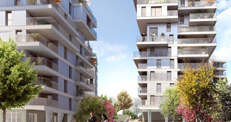 Achat / Vente immobilier neuf Lyon 7 quartier des Girondins (69007) - Réf. 401
