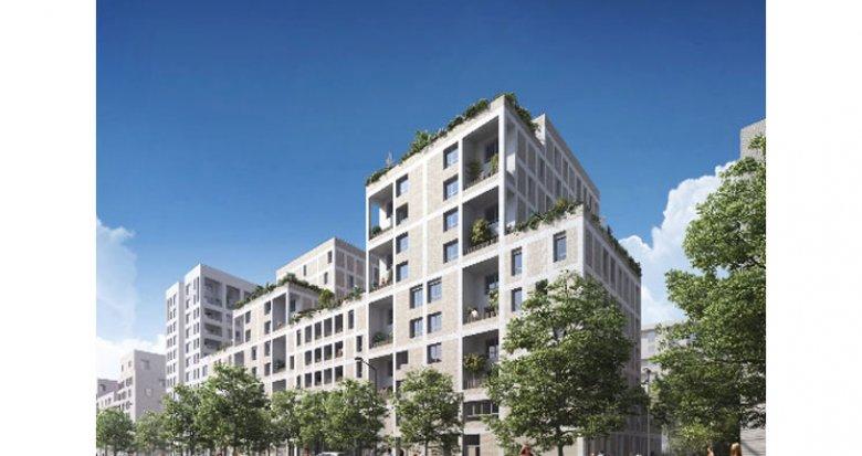 Achat / Vente immobilier neuf Lyon 7e à deux pas du métro Jean Jaurès (69007) - Réf. 1710