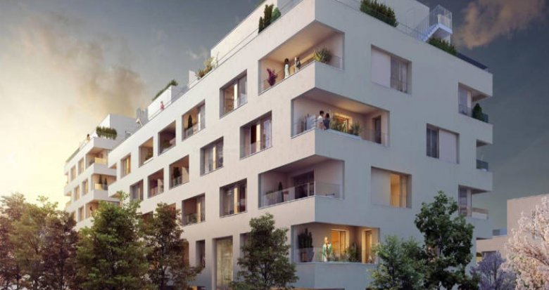Achat / Vente immobilier neuf Lyon 8 proche futur T6 (69008) - Réf. 2742