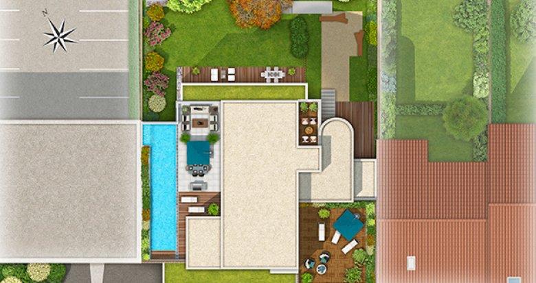 Achat / Vente immobilier neuf Lyon 8 quartier Monplaisir (69008) - Réf. 1061