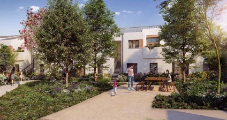 Achat / Vente immobilier neuf Lyon 9 proche place de Trion (69009) - Réf. 2988