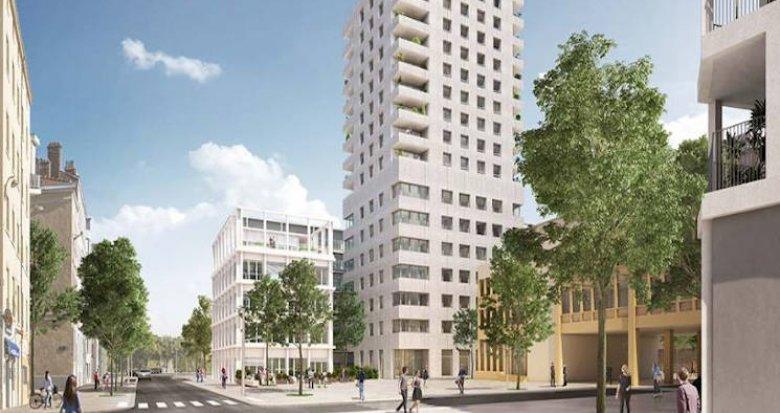 Achat / Vente immobilier neuf Lyon au coeur de quartier Confluence (69002) - Réf. 4723