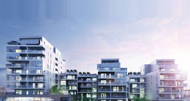 Achat / Vente immobilier neuf Lyon proche arrêt Jet d'Eau Mendès France (69008) - Réf. 735