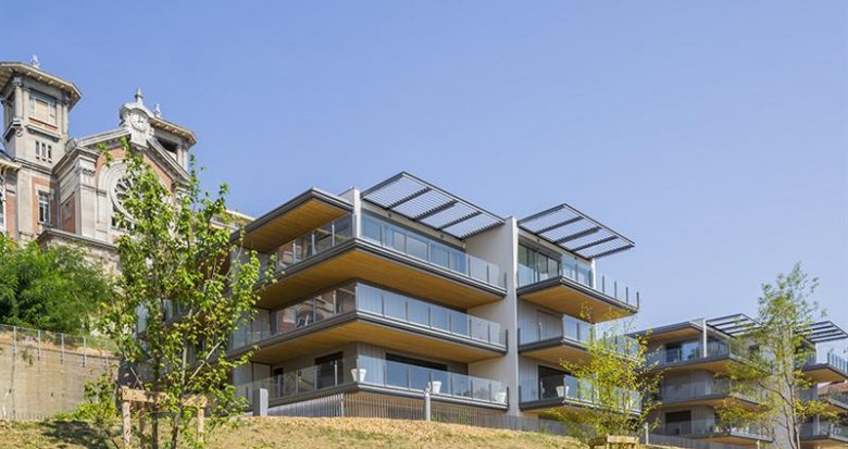 Achat / Vente immobilier neuf Lyon proche lycée Icof (69005) - Réf. 577