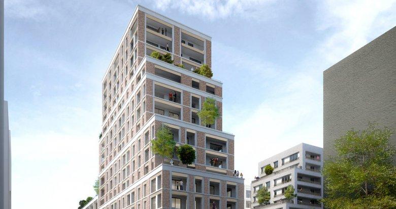 Achat / Vente immobilier neuf Lyon quartier de Gerland (69007) - Réf. 1635