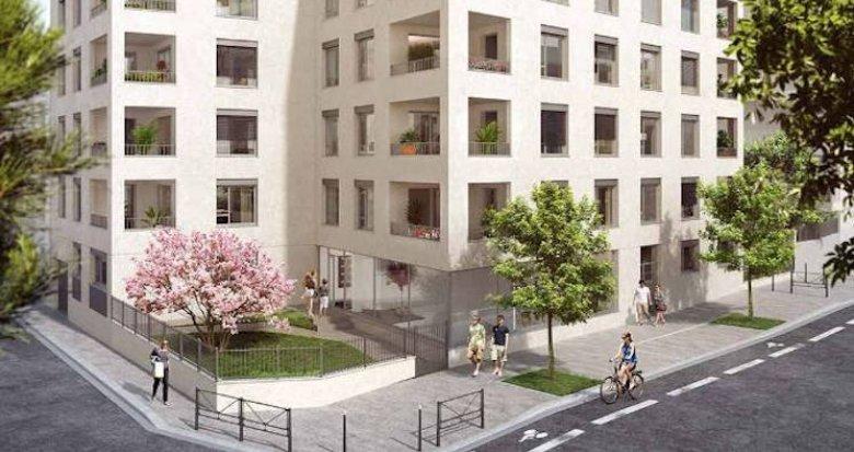 Achat / Vente immobilier neuf Lyon quartier de Vaise (69009) - Réf. 3945