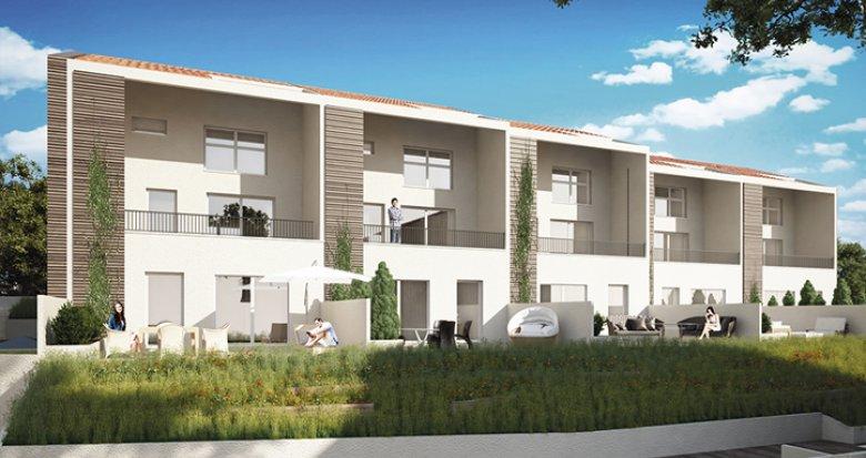 Achat / Vente immobilier neuf Lyon quartier île Barbe (69009) - Réf. 699