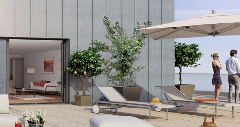 Achat / Vente immobilier neuf Lyon Villeurbanne proche commerces (69100) - Réf. 1566