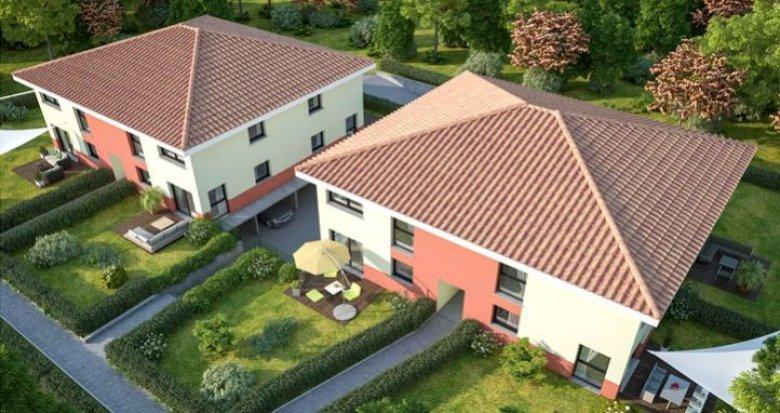 Achat / Vente immobilier neuf Mions proche du centre-ville (69780) - Réf. 560