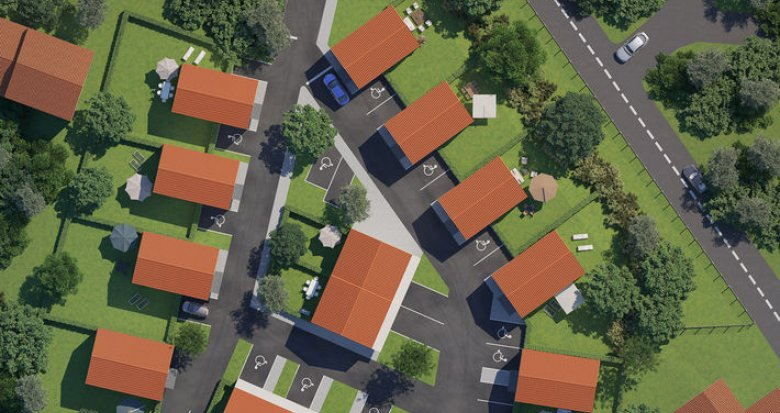 Achat / Vente immobilier neuf Mornant quartier résidentiel (69440) - Réf. 324