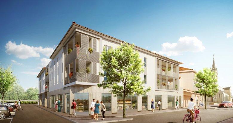 Achat Immobilier Neuf Quincieux R Publique 69650 R F 1455