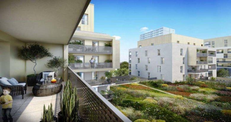 Achat / Vente immobilier neuf Rillieux-la-Pape proche centre (69140) - Réf. 2784
