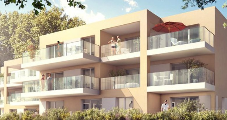Achat / Vente immobilier neuf Rillieux-la-Pape proche lycée Georges Lamarque (69140) - Réf. 782
