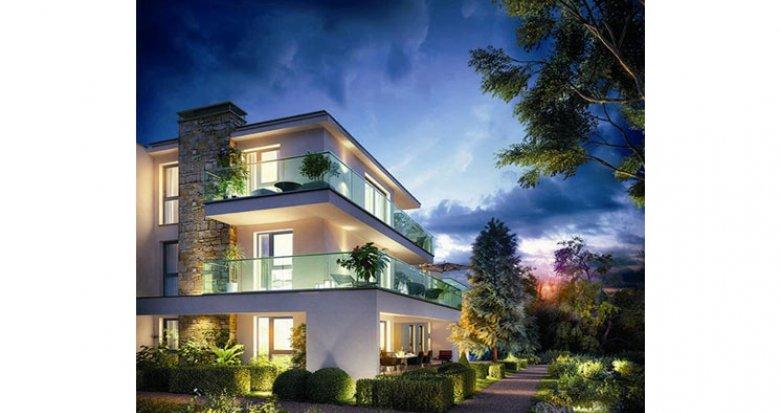 Achat / Vente immobilier neuf Saint-Cyr-au-Mont-d'Or proche centre (69450) - Réf. 1207