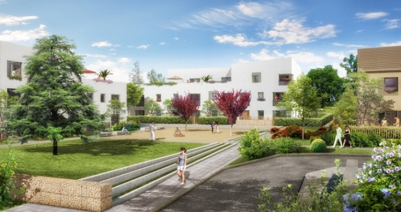 Achat / Vente immobilier neuf Saint-Cyr-au-Mont-d'Or proche centre historique (69450) - Réf. 300