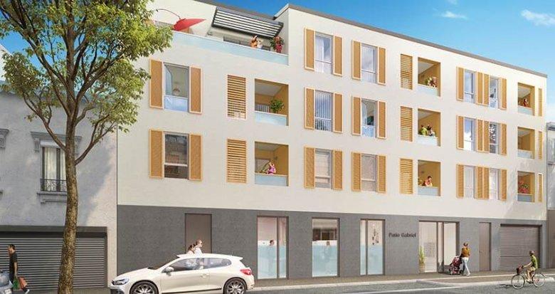 Achat / Vente immobilier neuf Saint-Fons aux portes de Lyon (69190) - Réf. 2124
