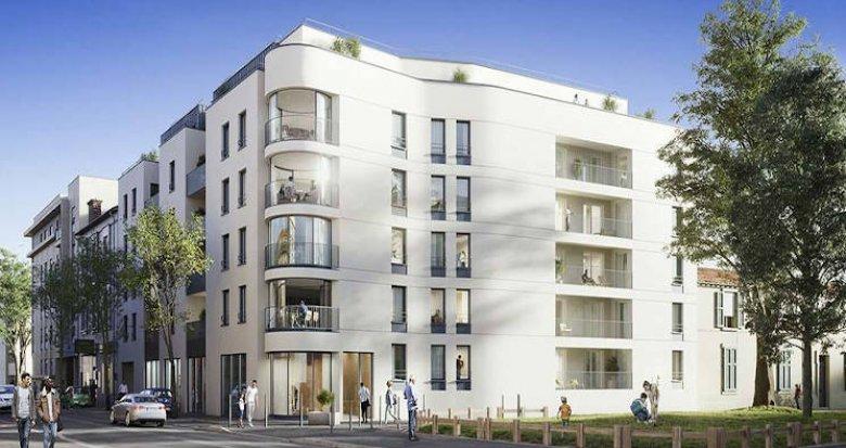 Achat / Vente immobilier neuf Saint-Fons hyper-centre (69190) - Réf. 3799