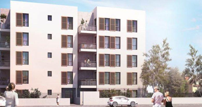 Achat / Vente immobilier neuf Saint-Priest 10 minutes centre-ville (69800) - Réf. 569