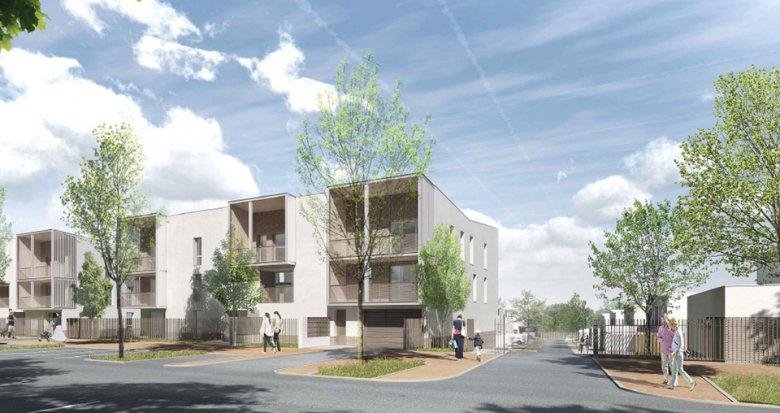 Achat / Vente immobilier neuf Saint Priest (69800) proche de Lyon (69800) - Réf. 2237