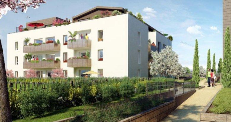 Achat / Vente immobilier neuf Saint-Priest centre village (69800) - Réf. 476