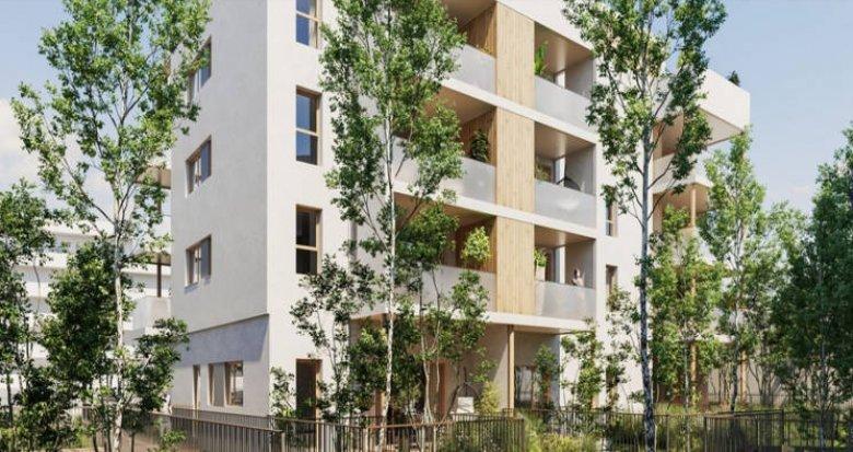 Achat / Vente immobilier neuf Saint-Priest proche centre-ville (69800) - Réf. 3556