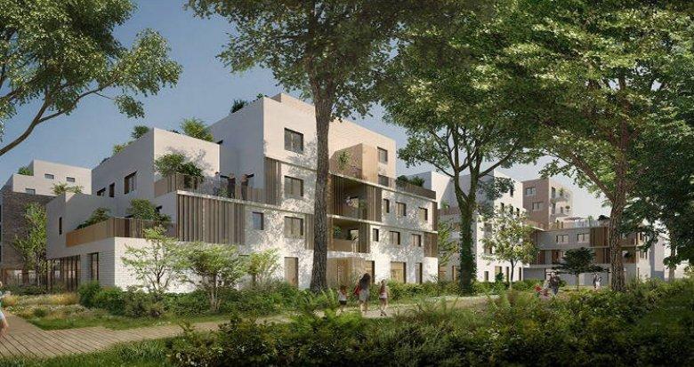 Achat / Vente immobilier neuf Saint-Priest proche Hôtel de Ville (69800) - Réf. 3412