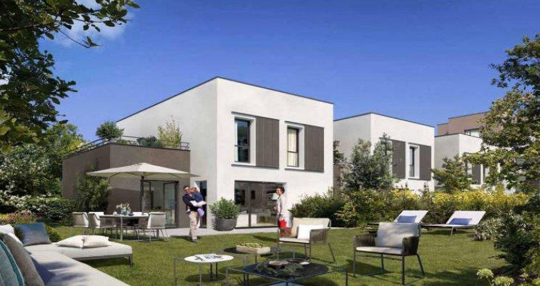 Achat / Vente immobilier neuf Sainte-Foy-lès-Lyon à 900m du cœur de ville (69110) - Réf. 5106