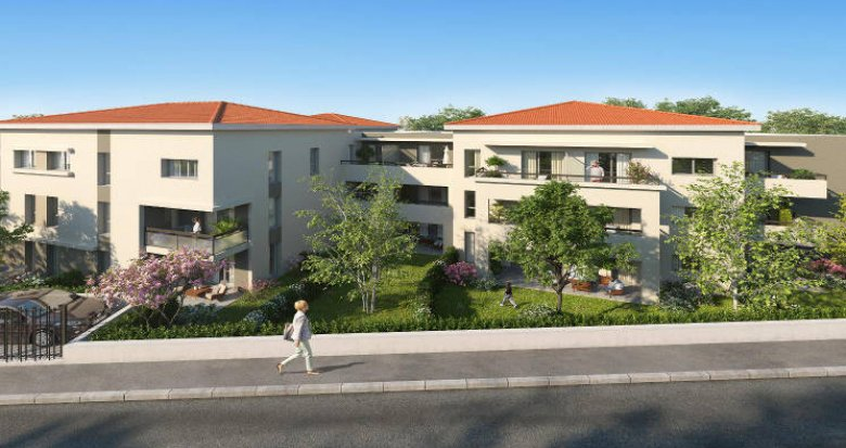 Achat / Vente immobilier neuf Sainte-Foy-lès-Lyon proche Grande Rue (69110) - Réf. 3827