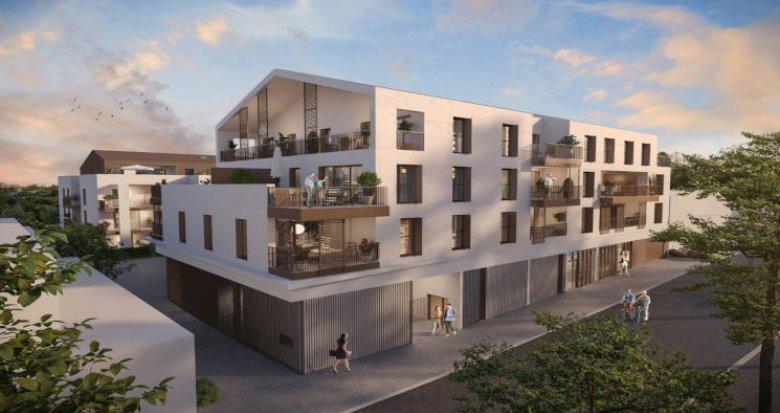 Achat / Vente immobilier neuf Sathonay-Camp centre (69580) - Réf. 5763