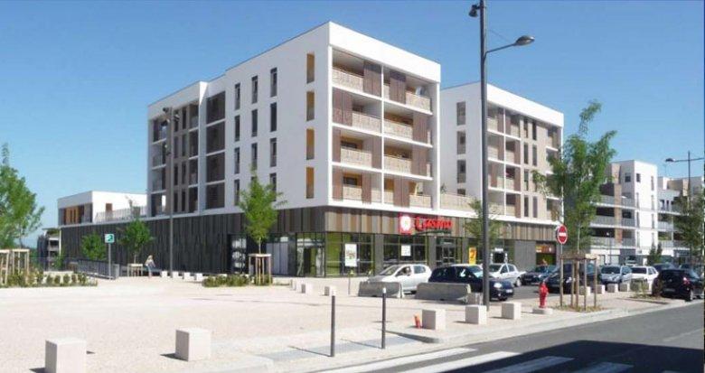 Achat / Vente immobilier neuf Sathonay-Camp ZAC Castellane (69580) - Réf. 2420