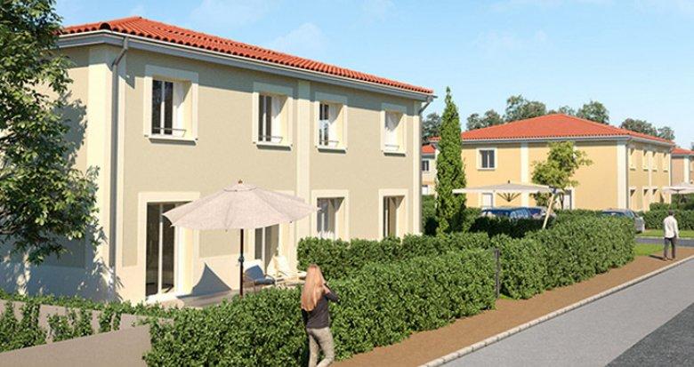 Achat / Vente immobilier neuf Sérézin-du-Rhône (69360) - Réf. 963