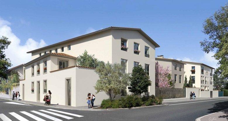 Achat / Vente immobilier neuf Tassin la Demi-Lune 5 minutes place de l'Horloge (69160) - Réf. 1980