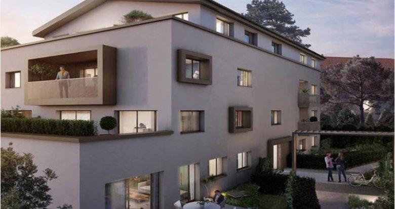 Achat / Vente immobilier neuf Tassin-la-Demi-Lune centre (69160) - Réf. 5782