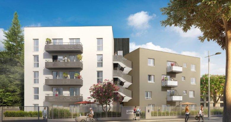 Achat / Vente immobilier neuf Tassin-la-Demi-Lune cœur centre-ville (69160) - Réf. 3097