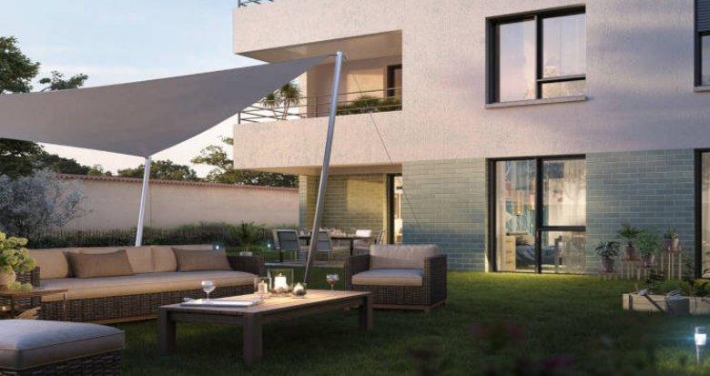 Achat / Vente immobilier neuf Tassin-la-Demi-Lune proche Parc Public de l'Etoile (69160) - Réf. 4475